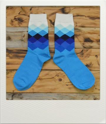 Ponožky ZigZag 1