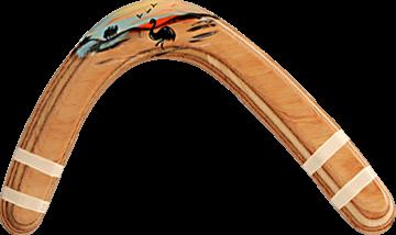 Bumerang Hook - Levoruký