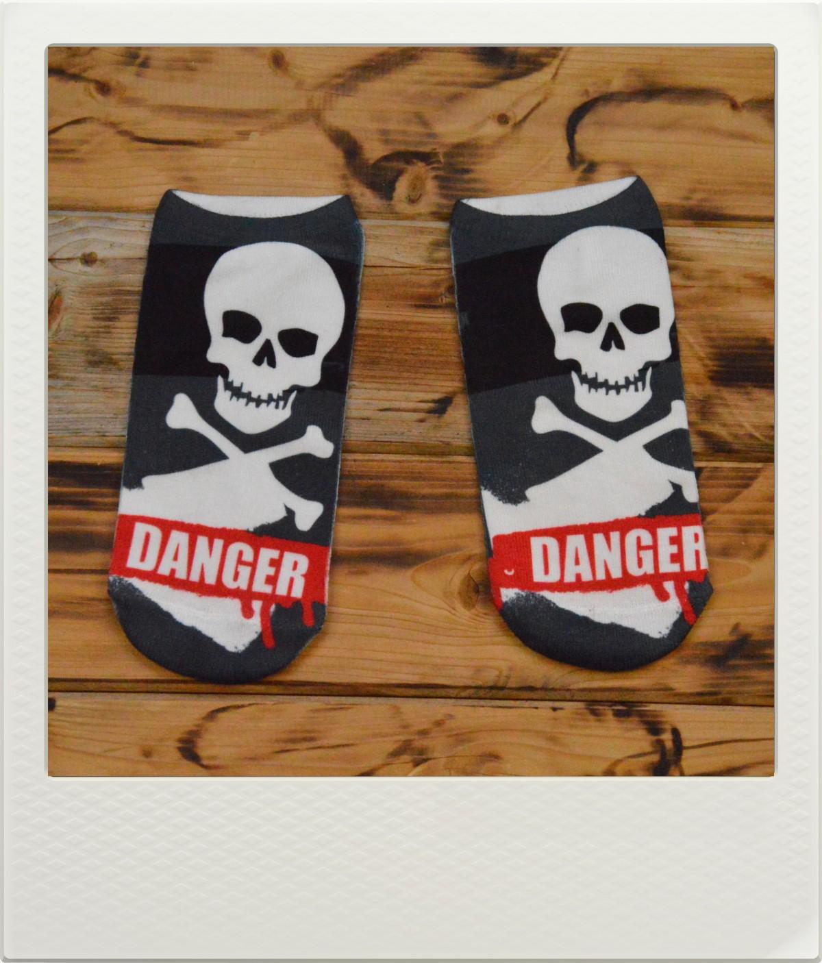 Ponožky Danger