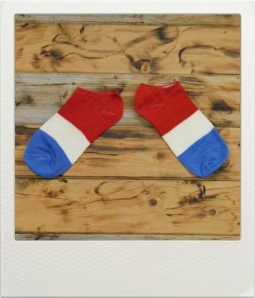 Ponožky Flags France