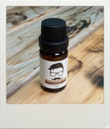 Olej na vousy 10 ml