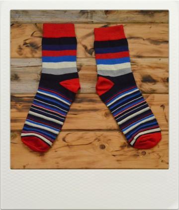 Ponožky Stripes v5