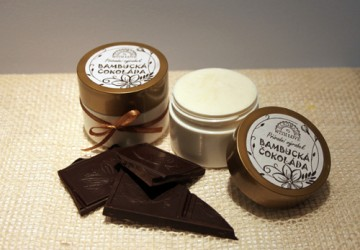 Bambucká čokoláda