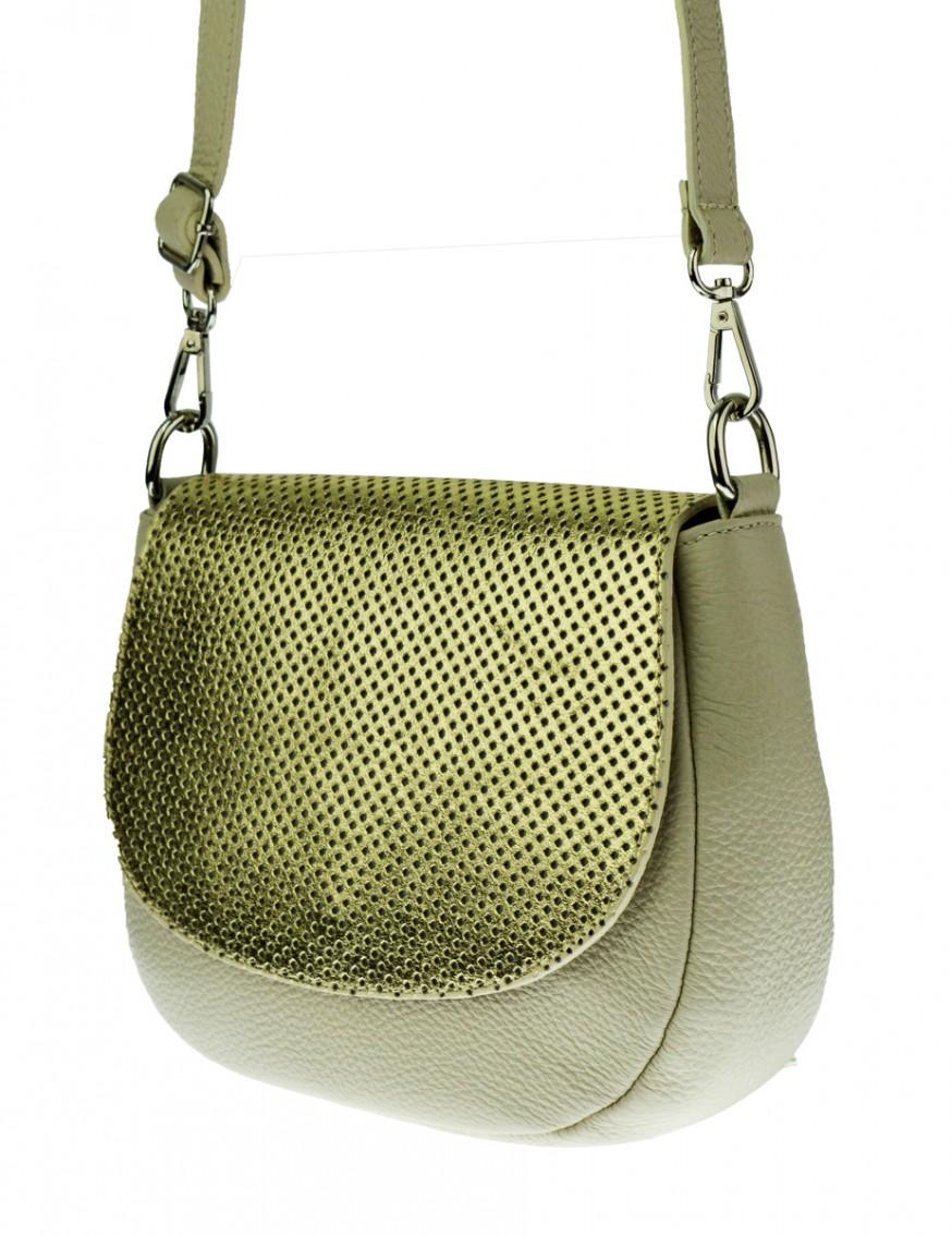 Italská kožená kabelka 2820