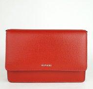 Dámská italská kožená kabelka RIPANI 9592 JJ 055 Verbena - Červená *safiano*
