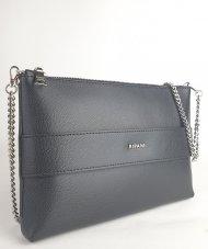 kožená kabelka Ripani 9972 KC 003 Guenda černá