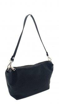 Kožená crossbody kabelka Ripani 7099 OJ 003 Easy bag černá