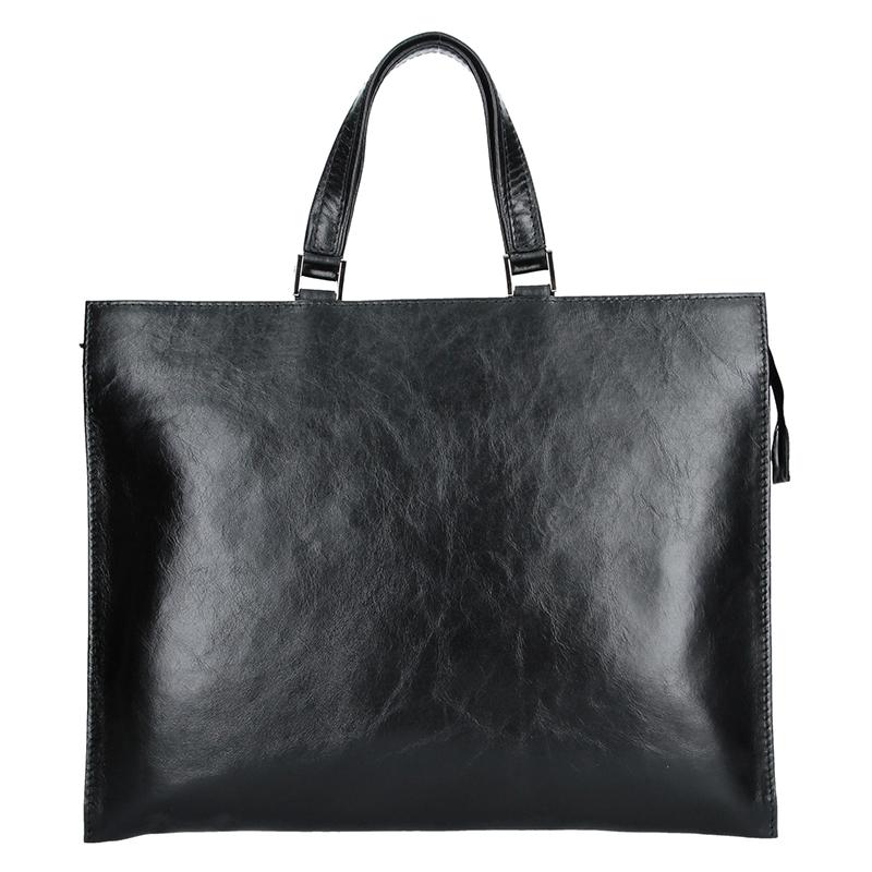 Kožená kabelka - PETRA