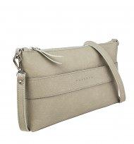 Dámská kožená kabelka FACEBAG MARY - Béžová *vintage*