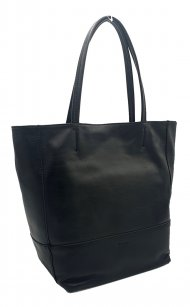 Kožená kabelka Ripani 2685 MM 003 Auriga černá