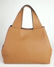 Dámská italská kožená kabelka RIPAN TUCANO 9262 OO 039 - Cuoio *dolaro*