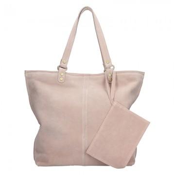 Italská kožená kabelka - BELA