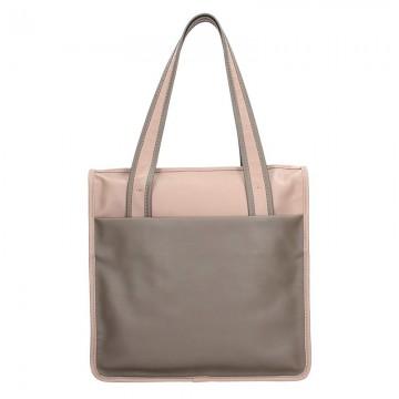 Kožená kabelka - BEATA