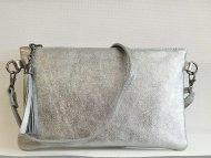 Dámská italská kožená kabelka
