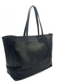 Kožená kabelka Ripani 2681 MM 003 Auriga černá