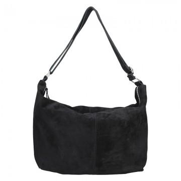 Semišová kabelka  - BEATA