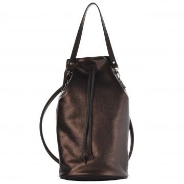 7067/55-130 kabelka kožená - batoh