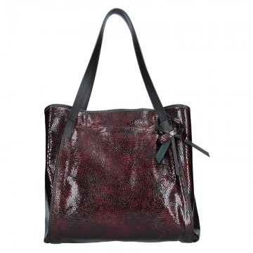 Kožená kabelka - LISA