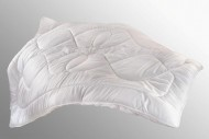 Prodloužená přikrývka Thermo 140x220cm zimní 1850g, Barva: - Růžová