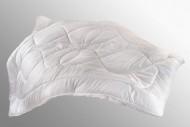 Prodloužená přikrývka Thermo 140x220cm zimní 1850g, Barva: - Bílá