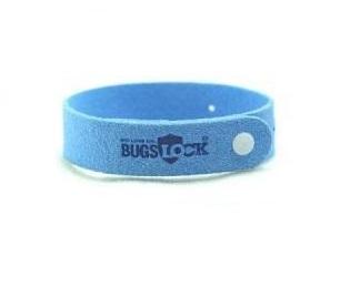 repelentní náramek - modrý