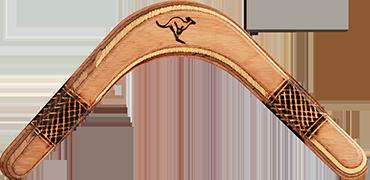 Bumerang Pyroman - Levoruký