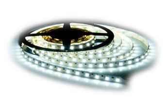 Světelný pás Solight LED -  5m, 60LED/m, 20 W/m, IP20  (studená bílá)