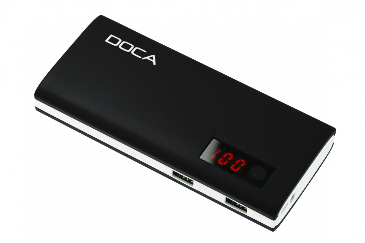 Powerbanka DOCA D566BQ 13000 mAh QuickCharge