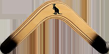Bumerang Animao - Pravoruký