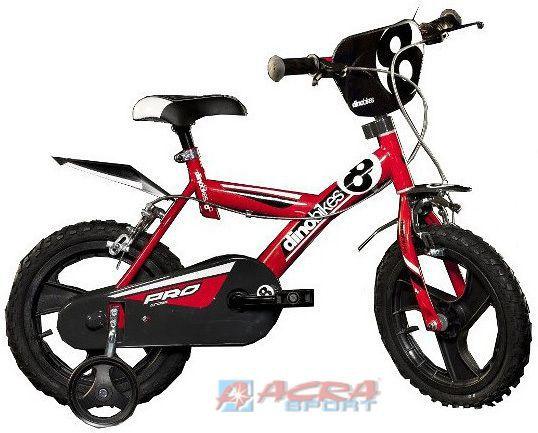 ACRA Dětské kolo Dino Bikes 143 chlapecké 14