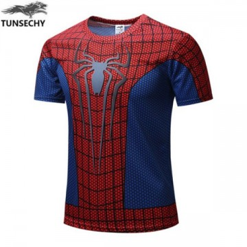 Sportovní tričko - Spiderman - Velikost - L