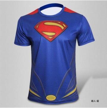 Sportovní tričko - Superman - Velikost - XL