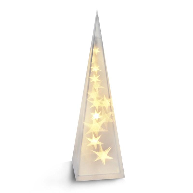 Vánoční pyramida Solight LED