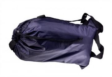 Samonafukovací pytel Lazy Bag - dvouvrstvý - černý