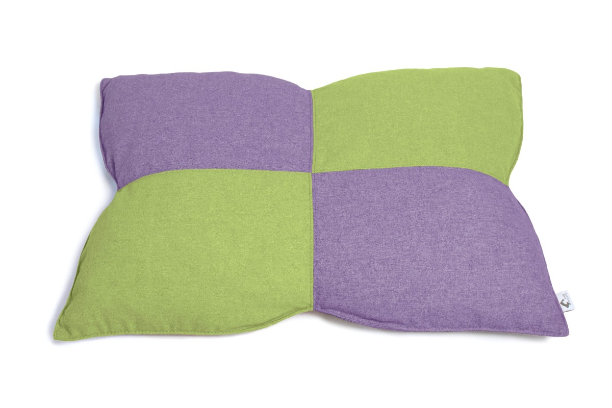 CHOOSE COLOUR COMBINATION Green / Purple