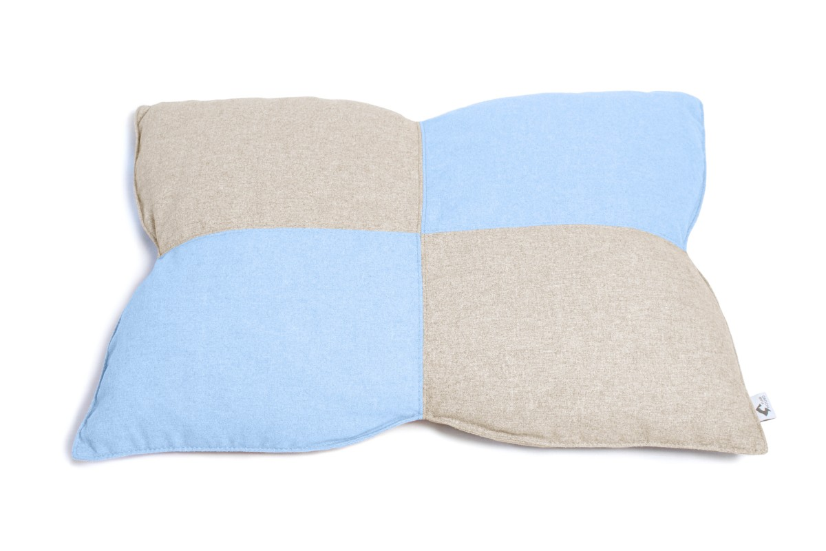 CHOOSE COLOUR COMBINATION Beige / Baby blue