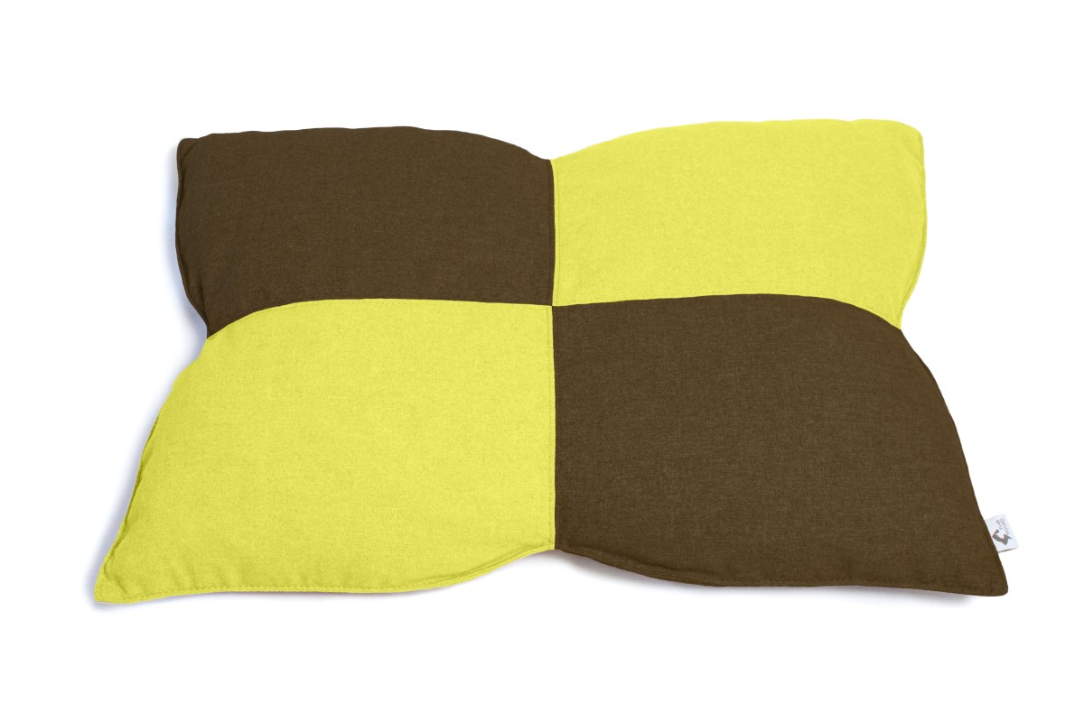 CHOOSE COLOUR COMBINATION Brown / Lime