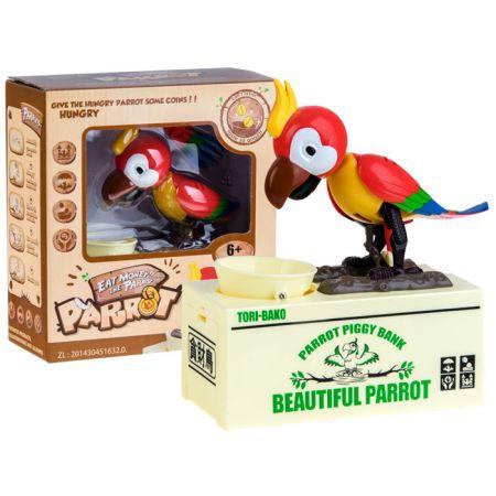 Pokladnička papoušek