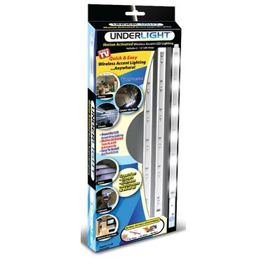 LED světelné pásy s čidlem