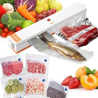 Vakuová balička potravin + 10 sáčků