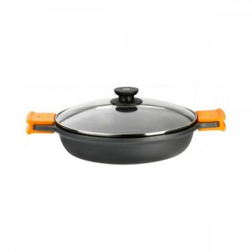 Casserole with lid BRA A270528 (28 cm)