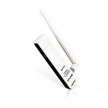 TP-LINK WN722N adaptér High Gain 1T1R 4dBi 150N USB