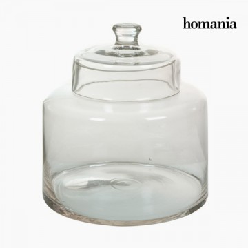 Box with cover Sklo by Homania