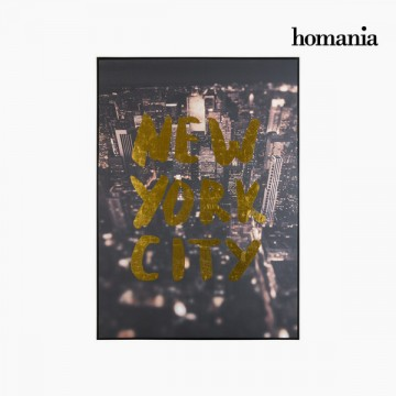 New york na plátně by Homania