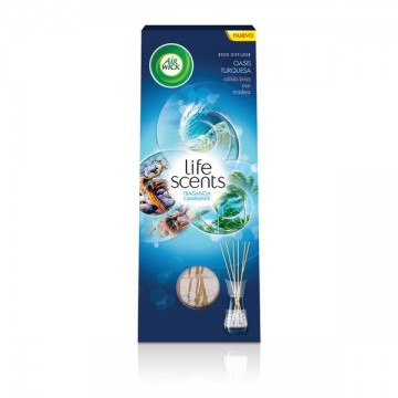 Vonné Tyčinky Air Wick Life Scents Turquoise Oasis