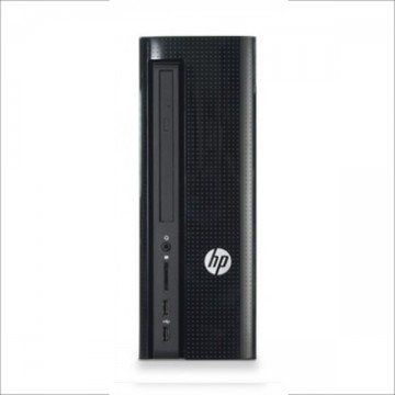 Stolní PC HP 260-A111NS A8-7410 8 GB RAM 1 TB Windows 10 Černý