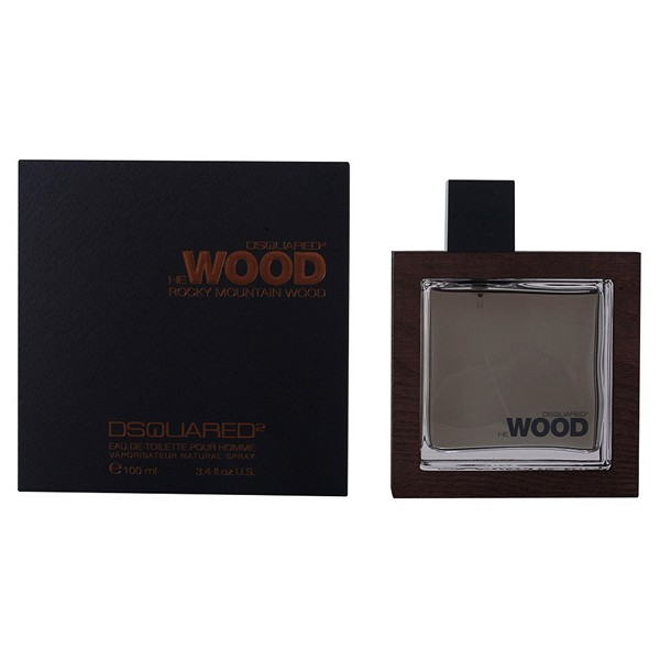 Men's Perfume He Wood Rocky Mountain Dsquared2 EDT - 50 ml