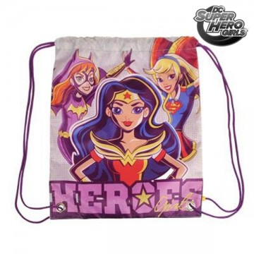 Batoh se šnůrkami DC Super Hero Girls 054