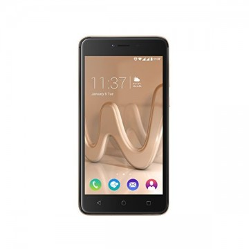 """Chytré telefony WIKO MOBILE LENNY3 MAX GOLD 5"""" Quad-Core 1.3 GHz Cortex-A7 Android™ 6.0 ARM® Mali™ 4"""