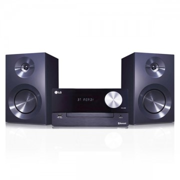 Mini Hi-Fi systémy LG CM2460 100W USB/Bluetooth TV Sound Sync MP3/CD/WMA
